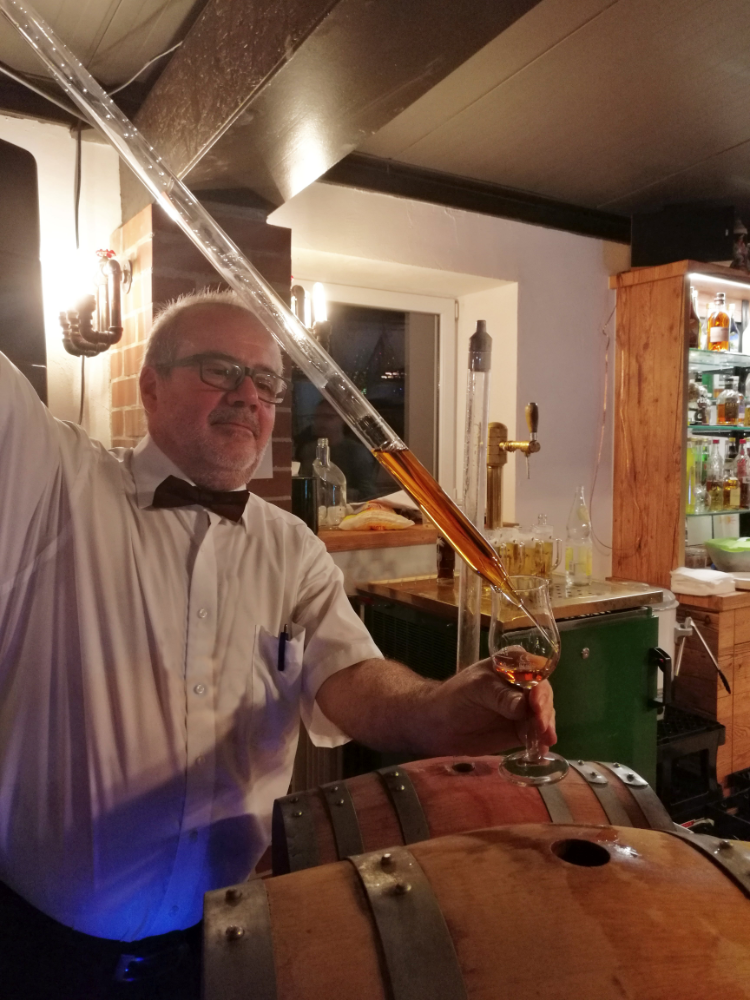 Whiskytasting bei Eckerts
